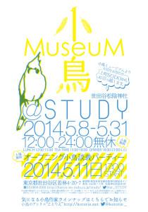小鳥ミュージアム 2014